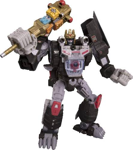 Takara Transformers Power of the Prime PP-43 Sloan of the Prime Robot Toy Figure