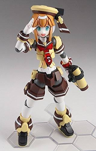 Daibadi Production Polynian Emil Action Figure w//Tracking# form JAPAN Free ship