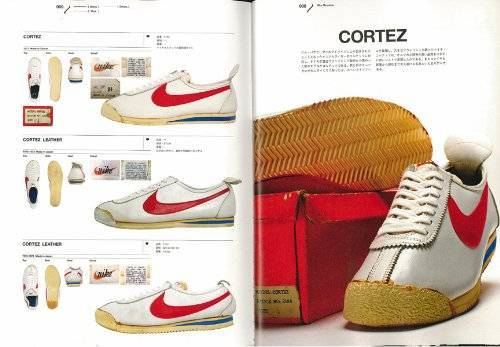 size 40 b1ff0 cf8d1 Nike Chronicle 1971-1980s book vintage Collection SHOES wtracking From  JAPAN Free Shipping