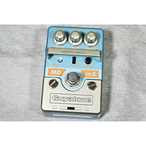 Guyatone MDm5 Micro Delay Guitar Effect Pedal Made in Japan MP