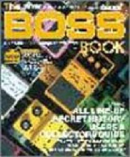 used boss book all about compact effector effects unit pedal japan book guitar 9784401616848 ebay. Black Bedroom Furniture Sets. Home Design Ideas
