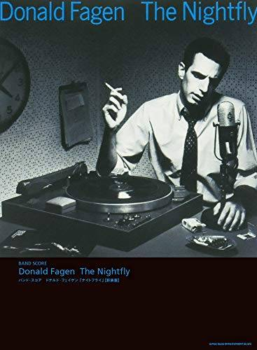 Donald Fagen The Nightfly New Edition Japan Band Score Sheet Music Book