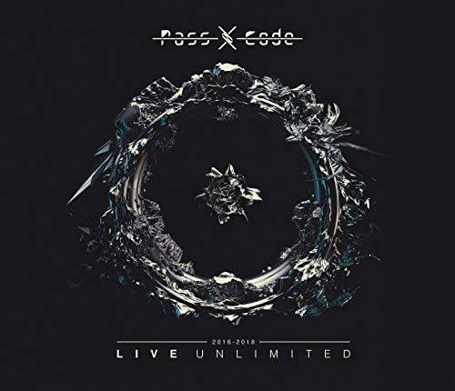 PassCode 2016-2018 LIVE UNLIMITED Japan 4CD UICZ-4440 Japanese Idol